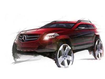 Иллюстрация Mercedes-Benz