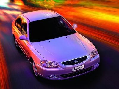 Hyundai Accent. Фото ТагАЗа