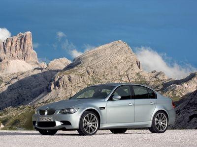 BMW M3 Sedan. Фото BMW