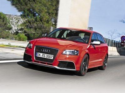 Audi RS3. Фото Олега Растегаева с сайта autoreview.ru