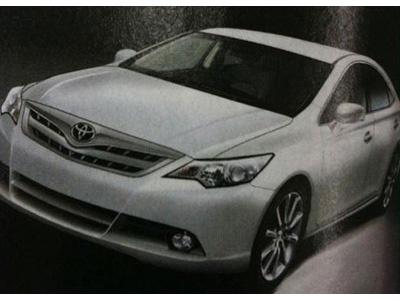 Иллюстрация Toyota