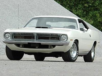 Plymouth HEMI Cuda. Фото AutoTrader Classics