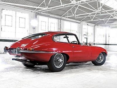 Jaguar E-Type. Фото Jaguar