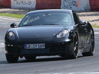 Porsche Cayman. Фото с сайта autocar.co.uk
