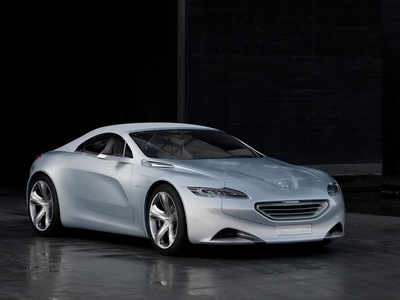 Peugeot SR1 Concept. Фото Peugeot