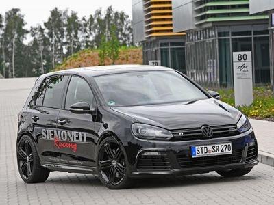 Volkswagen Golf R от Siemoneit Racing. Фото Siemoneit Racing