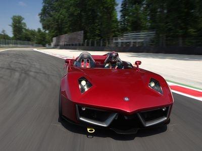 Spada Codatronca Monza. Фото Spada
