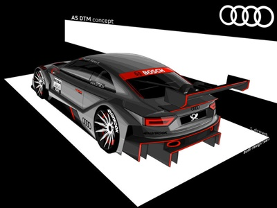 Иллюстрации Audi