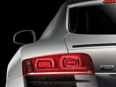 Audi R8. Фото Audi