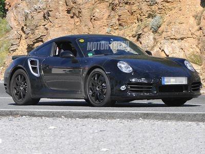 Porsche 911 Turbo S. Фото с сайта motortrend.com