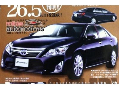 Иллюстрации Holiday Auto/ Toyota