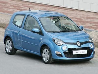 Renault Twingo. Фото с сайта autoweek.nl