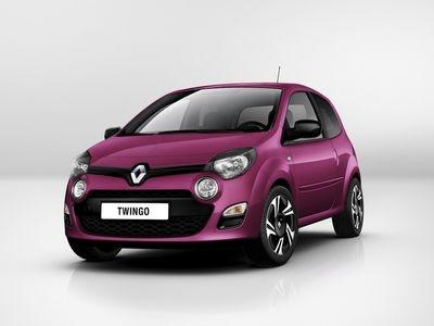 Renault Twingo. Фото Renault