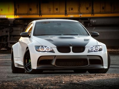 BMW M3 от Vorsteiner. Фото Vorsteiner