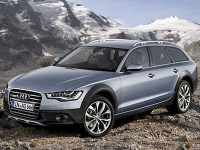 Audi A6 Allroad. Фото Automedia