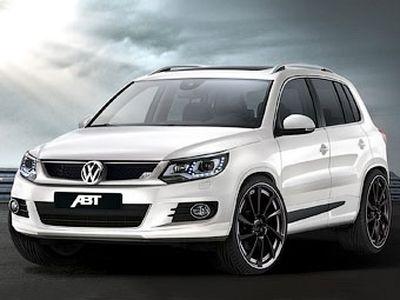 Volkswagen Tiguan от ABT. Фото ABT Sportsline