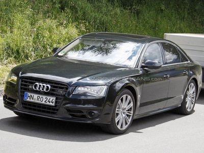 Audi S8. Фото с сайта worldcarfans.com