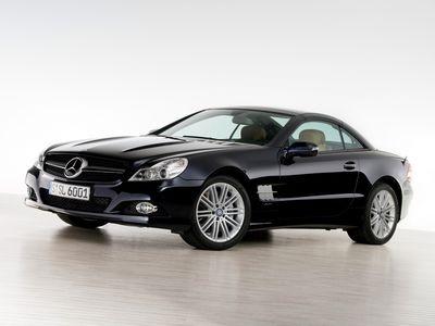 Mercedes-Benz SL600. Фото Mercedes-Benz