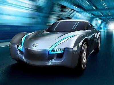 Nissan Esflow. Фото Nissan