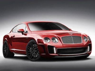 Bentley Continental GT от Imperium. Фото Imperium