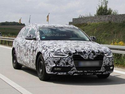 Audi A4. Фото с сайта worldcarfans.com