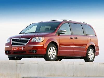 Chrysler Grand Voyager. Фото Chrysler