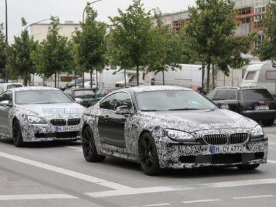 BMW M6 Coupe. Фото с сайта worldcarfans.com