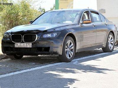 BMW 7 Series. Фото Scoopy с сайта autoevolution.com