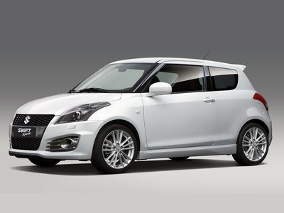 Suzuki Swift Sport. Фото Suzuki
