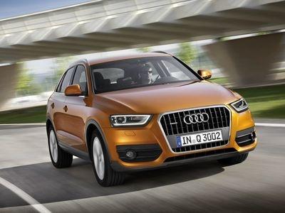 Audi Q3. Фото Дмитрия Кротова и компании Audi с сайта Motor.ru