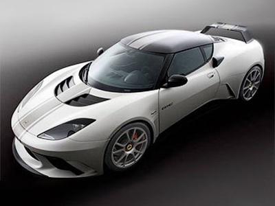 Lotus GTE Road Car Concept. Иллюстрация Lotus