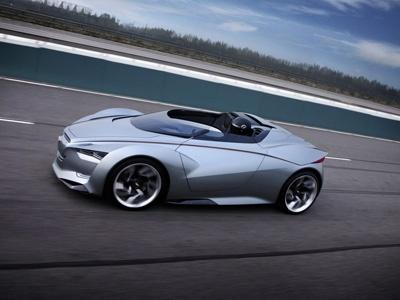 Концепт Chevrolet Miray. Фото GM