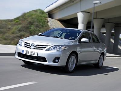 Toyota Corolla. Фото Toyota