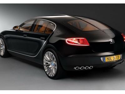 Фото Bugatti