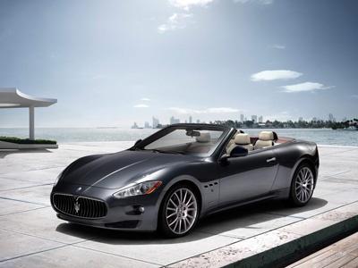 Maserati CranCabrio. Фото Maserati