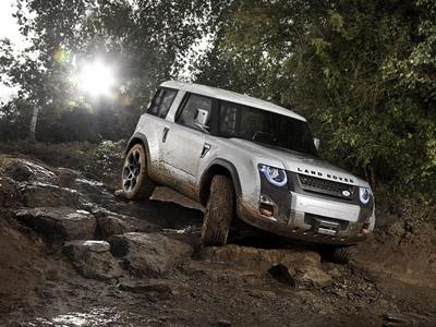 Фото Land Rover