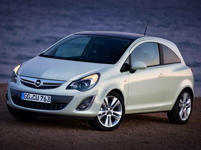 Opel Corsa Like Edition. Фото Opel