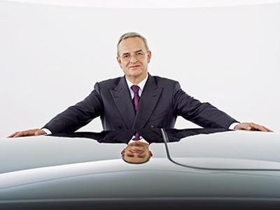 Мартин Винтеркорн. Фото Volkswagen