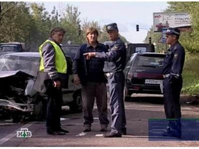 Кадр телеканала НТВ, архив
