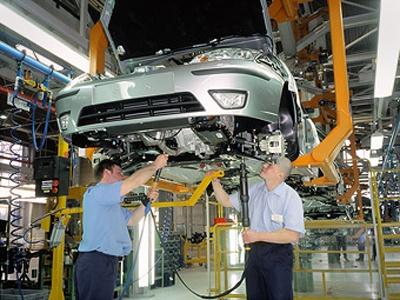 Российский завод Ford. Фото Ford