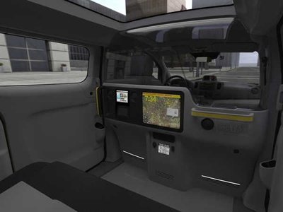 Будущее такси Нью-Йорка