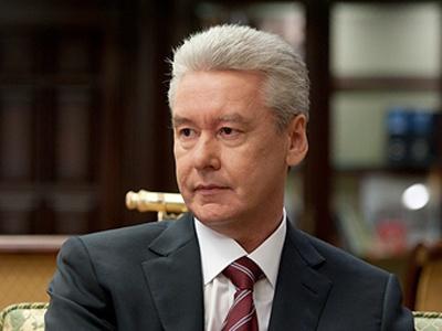 С. Собянин. Фото пресс-службы правительства Москвы