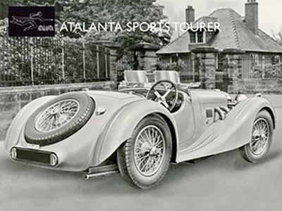 Спорткар Atalanta. Фото Atalanta Motors