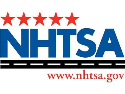 Официальный логотип NHTSA с сайта nhtsa.gov