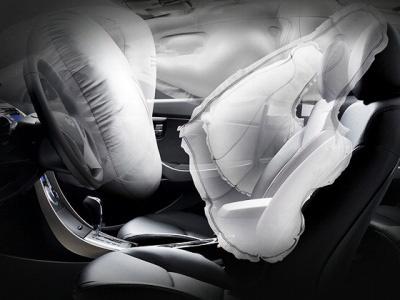 Подушки безопасности Hyundai Elantra 2012 модельного года