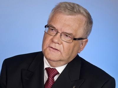Мэр Таллина Эдгар Сависаар