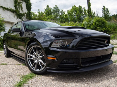 2013 Ford RS Mustang