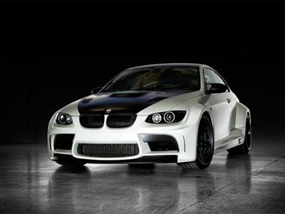 BMW M3 GTRS5 by Vorsteiner