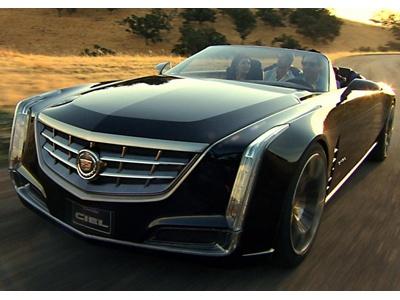 новый представительский Cadillac