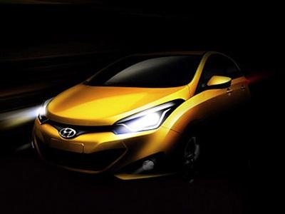 Новый городской компакт от Hyundai